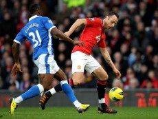 «Манчестер Юнайтед» и «Уиган» отметят приход нового года зрелищным матчем, считает эксперт Betfair Джеймс Монте