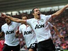 Робин ван Перси отличится голами в ворота «Саутгемптона», полагает прогнозист Betfair