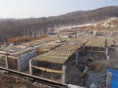 Строительство первого интегрированного комплекса идет полным ходом
