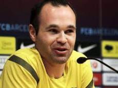 Иньеста говорит, что рано или поздно беспроигрышная серия кталонцев в испанских турнирах подойдет к концу