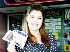 Мишель Скотт ранее уже выигрывала деньги на ставках в William Hill