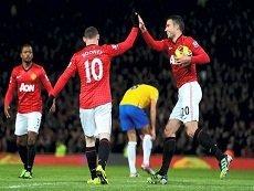 Paddy Power и Betfred выплатили выигрыши по ставкам на чемпионство Манчестер Юнайтед за 12 туров до окончания сезона