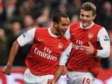 Уолкотт и Уилшир - надежда Арсенала на светлое будущее