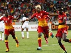 Ганцы победили Нигер со счетом 3:0