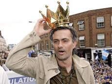 Моуринью дважды делал лондонцев чемпионами Англии