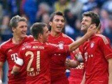 Великолепной Баварии все под силу в этом сезоне