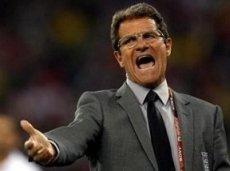 Капелло, несмотря на колоссальное давление со стороны футбольной общественности, демонстрирует потрясающие результаты
