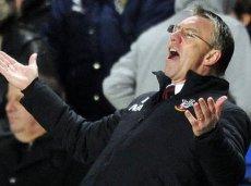 Адкинс был уволен с поста главного тренера «Саутгемптона» в январе 2013