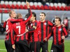В матче первого круга «Амкар» выиграл у «Волги» со счётом 3:2
