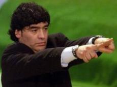 Марадона является одним из лучших футболистов XX века. Станет ли одним из лучших тренеров XXI века?