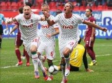 В первом круге «Локомотив» обыграл «Рубин» со счётом 1:0