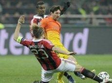 Многие верят в победу «Барселоны», но, в то же время, шансы «Милана» на выход в четвертьфинал очень высоки