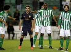 «Реал Бетис» способен пойти против букмекерских коэффициентов, считает прогнозист Betfair