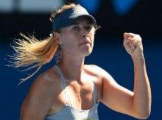 В случае победы Шарапова вернётся на второе место в рейтинге WTA