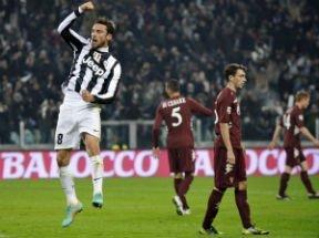 «Торино» не может забить «Ювентусу» уже семь матчей подряд