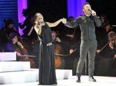 В этом году от Грузии на конкурсе выступит дуэт Софи Геловани и Ноди Татишвили