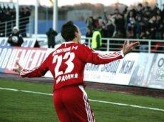 В первом круге «Мордовия» выиграла у «Волги» со счётом 2:0