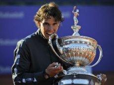 Год назад в Барселоне Надаль завоевал очередной титул