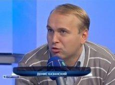 Денис Казанский известен по работе на футболе и хоккее