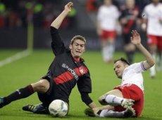 «Байер» не проигрывает «Гамбургу» семь матчей кряду в рамках Бундеслиги