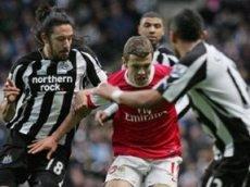Betfair: «Арсенал» и «Ньюкасл» поделят очки
