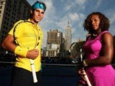 Рафаэль Надаль и Серена Уильямс ведут по шансам на триумф во Франции, считает William Hill