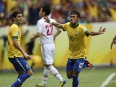 Сборная Бразилии забьет немало уругвайцам