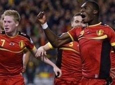 Бельгия выиграла 5 поединков из 6 в своей отборочной группе