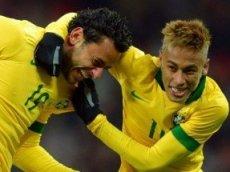 Сборные Бразилии и Италии подарили праздник умеющим угадывать счет