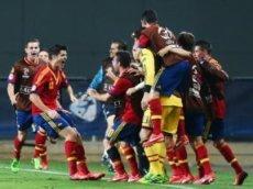 Сборная Испании добудет впечатляющую победу в матче с Голландией