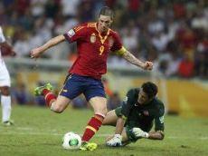 Испанская сборная и Нигерия подарят голы