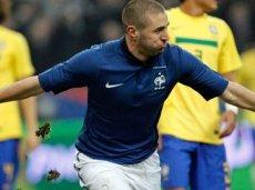 Бразилия не может выиграть у французов с 1958-го года