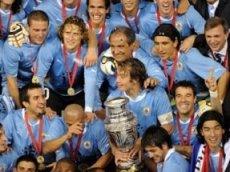 Betfair ждет уругвайцев в финале Кубка Конфедераций