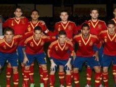 У молодежной сборной Испании хорошие шансы против Германии, полагают на Goal.com