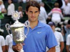 Федерер пять раз выигрывал турнир в Галле