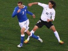 Итальянцы с уругвайцами порадуют публику забитыми мячами