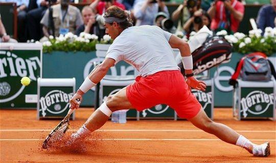 Игра Надаля на Roland Garros впечатлила Боровского