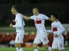 Сборная Польши уверенно выиграет в Молдове