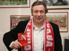 Михаил Ефремов ждет победы «Анжи» в РФПЛ и второго места от «Спартака»