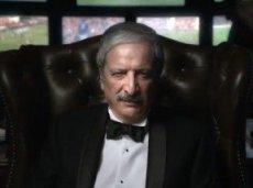 Тициано Крудели примерил на себя образ Дона Корлеоне