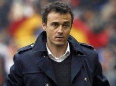 Луис Энрике восемь лет играл в «Барселоне» и три года тренировал резервную команду