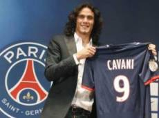 Кавани надеется на скорый успех в Париже