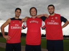 Bodog поможет «Арсеналу» увеличить число болельщиков в Азии