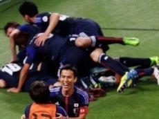 Японцы победят, поведя в счете уже в первом тайме