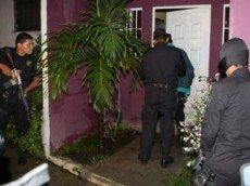 Полиция обыскивает дома футболиста сборной Сальвадора