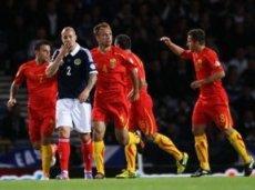 Македония смогла реабилитироваться после череды поражений, а выступления Шотландии в квалификации не вселяют оптимизм