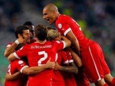 Статистика выступлений Швейцарии на выезде говорит в пользу команды Хитцфельда