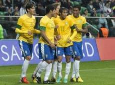 Бразилия и Австралия забьют друг другу