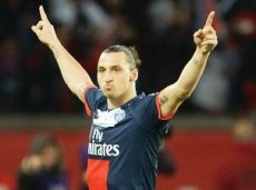 Златан Ибрагимович забил в семи из предыдущих 10 домашних матчей своей команды