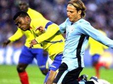 Сборная Уругвая может остаться без чемпионата мира